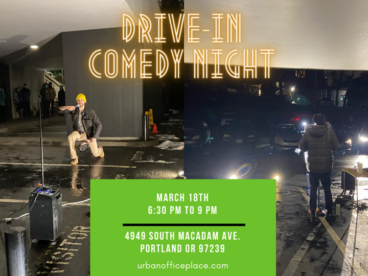 Drive-in Comedy Night