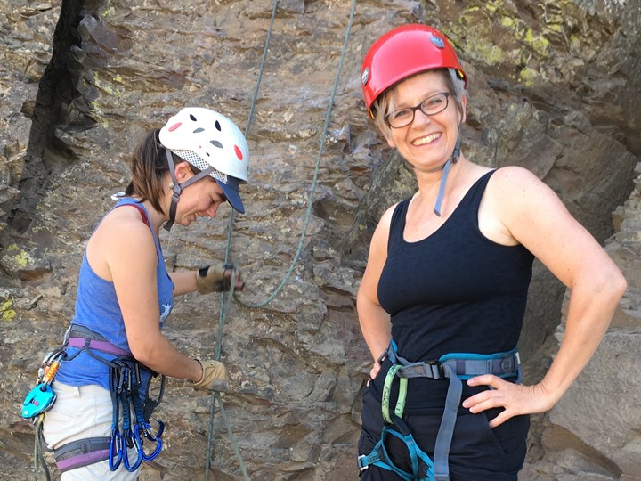 10 Leadership Lessons from Climbing my First Rock