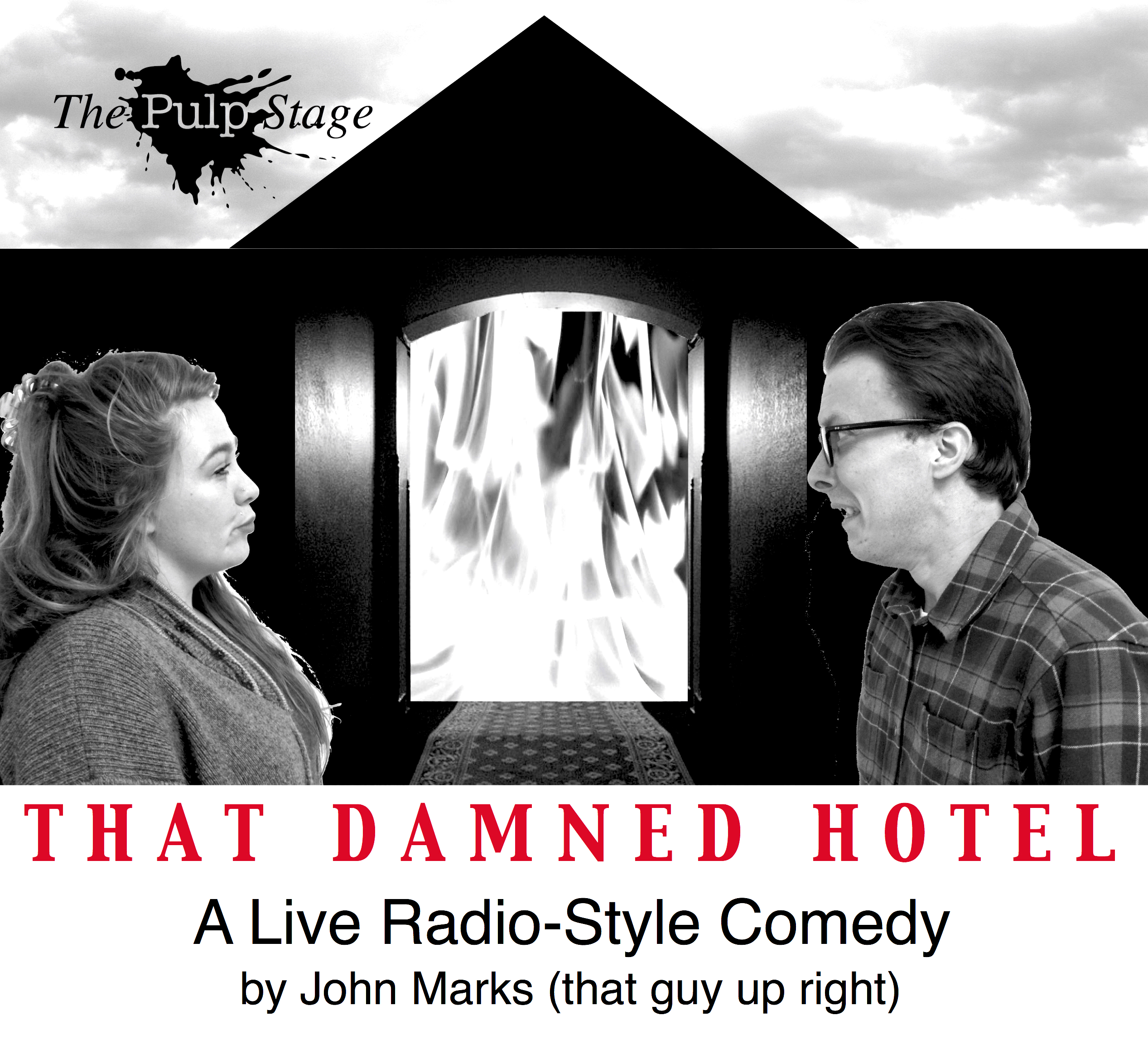 Radio Comedy: That Damned Hotel, Part II